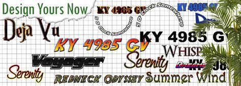boat lettering online design boat lettering online