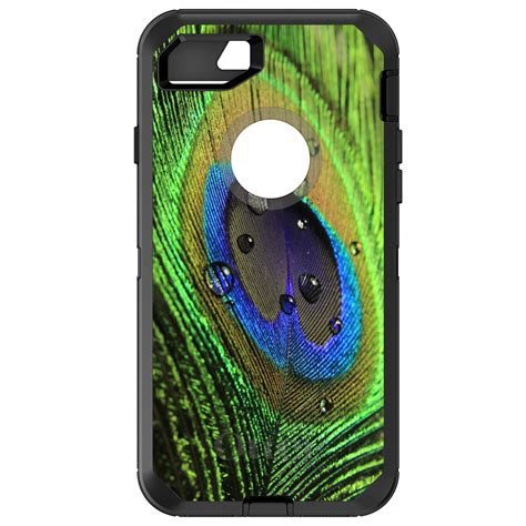 Hair Iphone 6 6s 6 Custom custom otterbox defender for iphone 6 6s 7 plus peacock feather up ebay