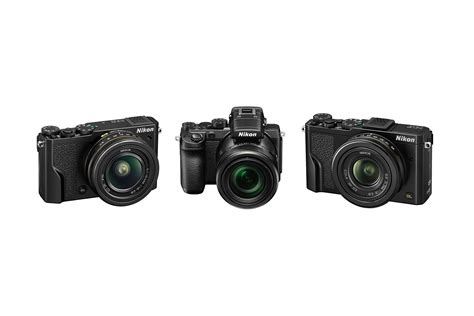nikon point and shoot nikon introduces dl point and shoot cameras hypebeast