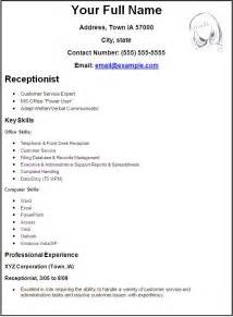How To Create Resume Template by How To Do A Resume The Right Way Writing Resume