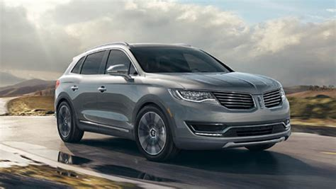 best suv for comfort 2016 lincoln mkx crossover suv built for high end comfort