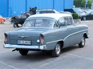 1959 Opel Rekord 1959 Opel Olympia Rekord Information And Photos Momentcar