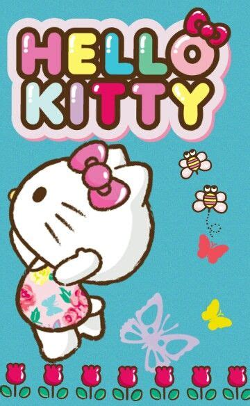 hello kitty wallpaper stickers 1074 best images about hello kitty on pinterest iphone
