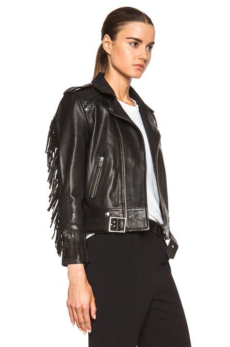 Fringe Leather fringe leather jacket jackets review