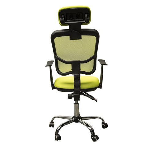 Lime Green Desk Chair by Homcom Adjustable Mesh High Back Computer Desk Office Task