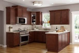 Kitchen Cabinets by York Chocolate New Kitchen Cabinets In Fayetteville Nc