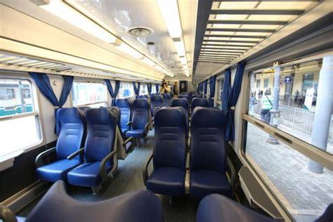 regionali interno il restyiling dei treni regionali corrieredibologna