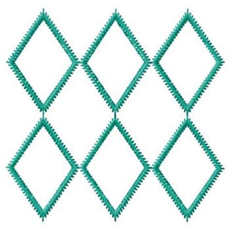 pattern sunshine by color shape design diamond shape design embroidery design annthegran