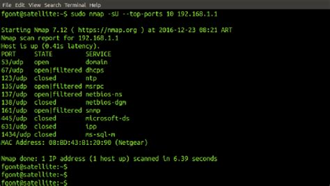 udp scan how to leverage udp scanning as a security scanning tool