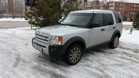 land rover discovery 2008 2008 land rover discovery 3 start up engine and in