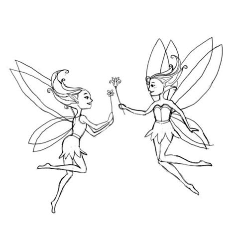 how to draw a fairy fairy friends fairy pinterest to draw fairies and
