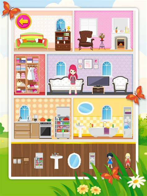 Free Doll House Decorating by App Shopper Doll House Decorating 2 Free For