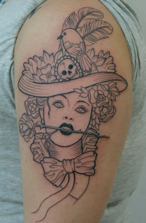 victorian style tattoos 20 best designs images on