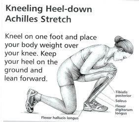 the 25+ best achilles stretches ideas on pinterest | heel