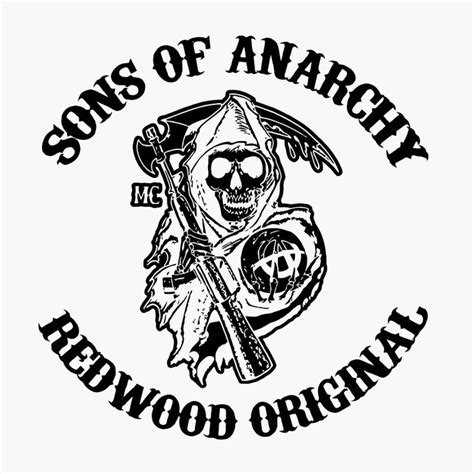 sons of anarchy logo template sons of anarchy stunt sons of anarchy redwood
