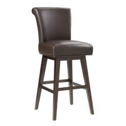 hamlet swivel barstool brown buy faux leather bar stools