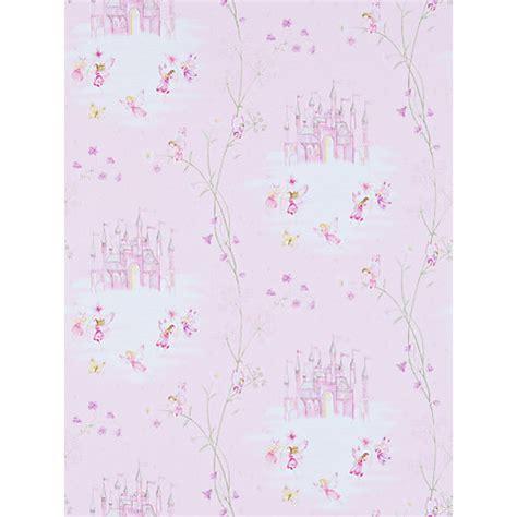 pink wallpaper john lewis buy sanderson fairy castle wallpaper john lewis