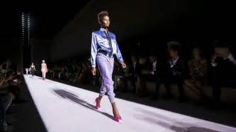 lavender fashion trend   york fashion week instylecom