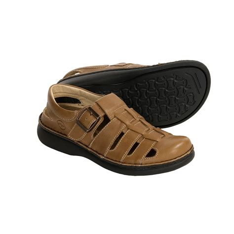 birkenstock closed toe sandals footprints by birkenstock merced sandals for and