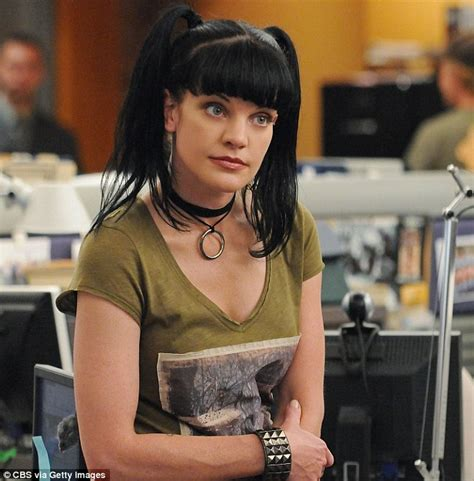hot chick on ncis los angeles ncis star pauley perrette s attacker david merck pleads