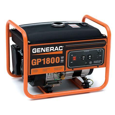 generac 5981 1800 watt portable generator non ca