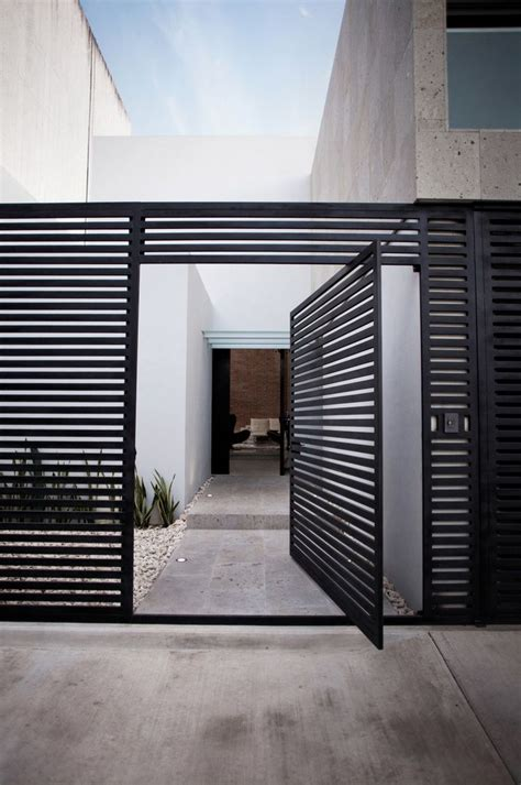 modern gate design home 40 modern entrances designed to impress architecture beast