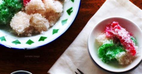 video membuat yangko cenil warna warni one tradisional cake from indonesian you