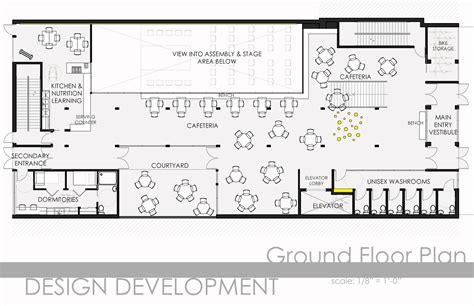 cafeteria layout dwg apartment building floor plan bbulding layout for autocad