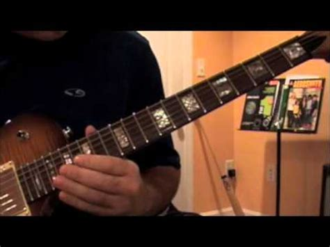 walk this way tutorial full download how to play walk this way by aerosmith 2nd
