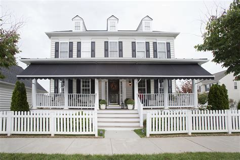 nice awnings nice porch awnings for home bistrodre porch and