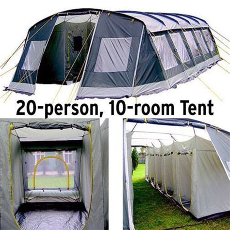 10 room tent walmart walmart ozark trail agadez 20 person 10 room tunnel tent