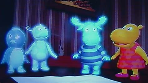 Backyardigans Ghost Pin The Backyardigans Its Great To Be A Ghost 2006
