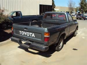 Toyota Truck Parts 1993 Toyota Up Regular Cab Standard Model 2 4l Efi Mt