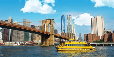 day nyc new york water taxi tickets save up to 50