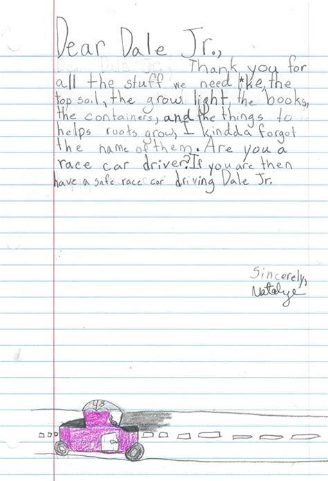 Thank You Letter For Donors Choose Donorschoose Org Our Top 15 Thank You Notes Of 2015