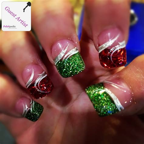 nail art christmas designs new calendar template site