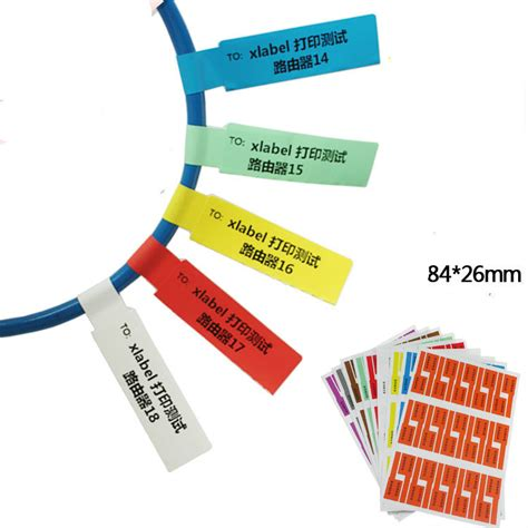 popular cable label sheets buy cheap cable label sheets