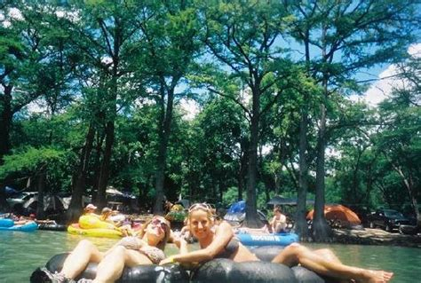 Floating The Guadalupe River Cabins by Tubing The Comal River Picture Of New Braunfels