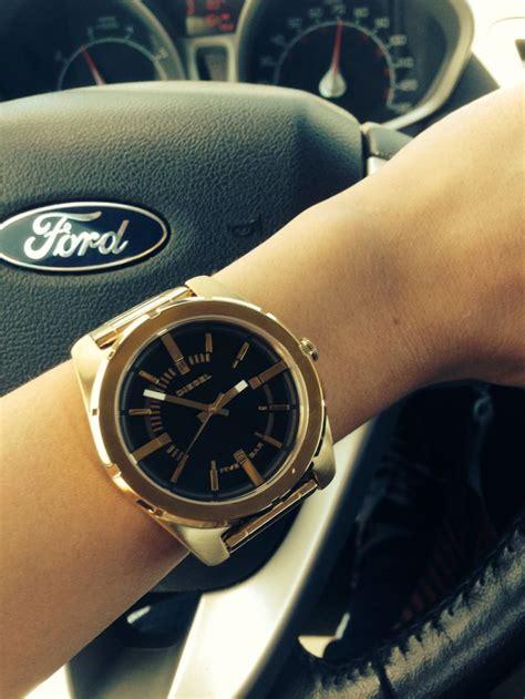 diesel gold and black my style black