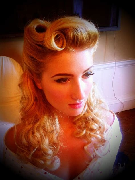 hairstyles for hen party 40 best 1950s hen party inspiration images on pinterest