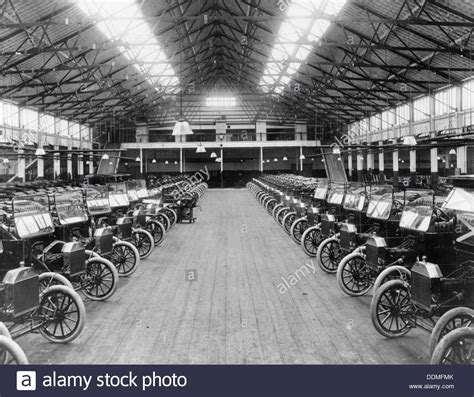 ford factory the ford factory manchester c1911 stock photo royalty