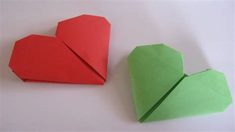 Craft Paper Hearts - how to make a paper for valentines day great