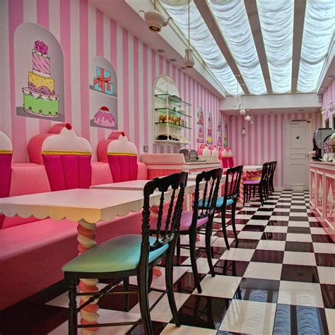 coffee shop design pink 113 best images about cupcakes business start up on