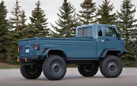 jeep truck video next gen diesel jeep wrangler pickup in the works
