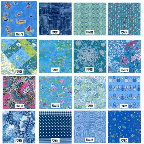 Decoupage Patterns - decopatch decoupage printed paper 381 x 305mm blue