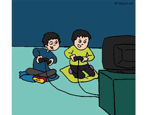imagenes de niños jugando playstation pin dibujos ninos jugando primavera kamistad celebrity