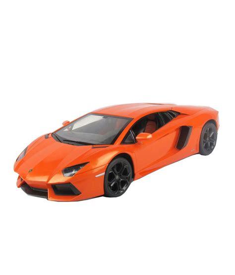 Rc Mobil Lamborghini Aventador Skala 124 Orange rastar 1 10 scale remote lamborghini aventador lp700 rc orange buy rastar 1 10 scale