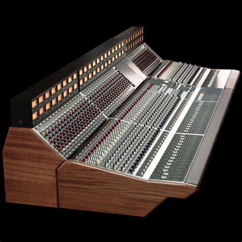 neve recording console rupert neve designs 5088 shelford console 48 channel