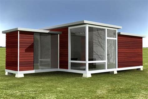 modular guest house modular back yard guest house backyard ideas pinterest