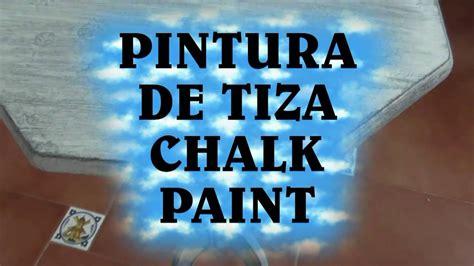 chalk paint ville de como hacer pintura de tiza chalk paint casera how to